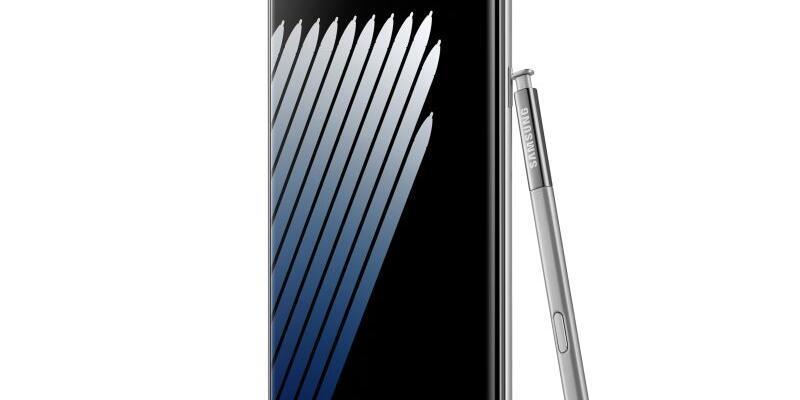 İkinci bir Galaxy Note 7 geliyor