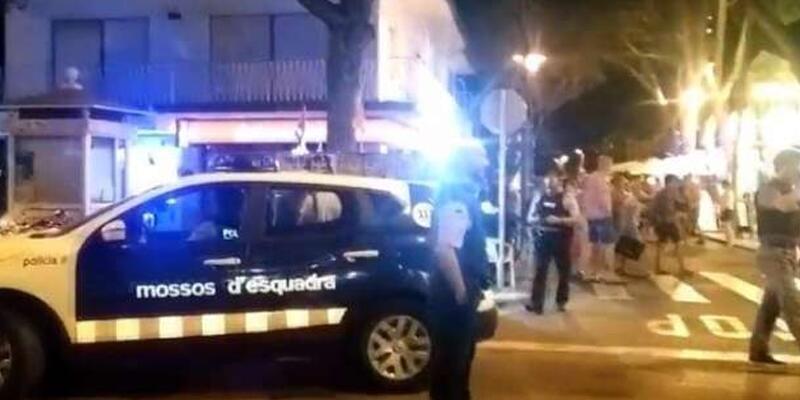 Terör 'şakası' 11 kişinin yaralanmasına neden oldu