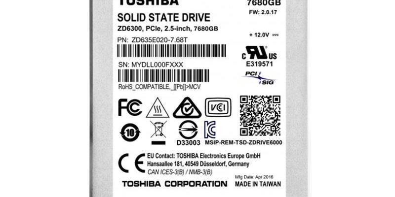 Dengeleri alt üst eden SSD
