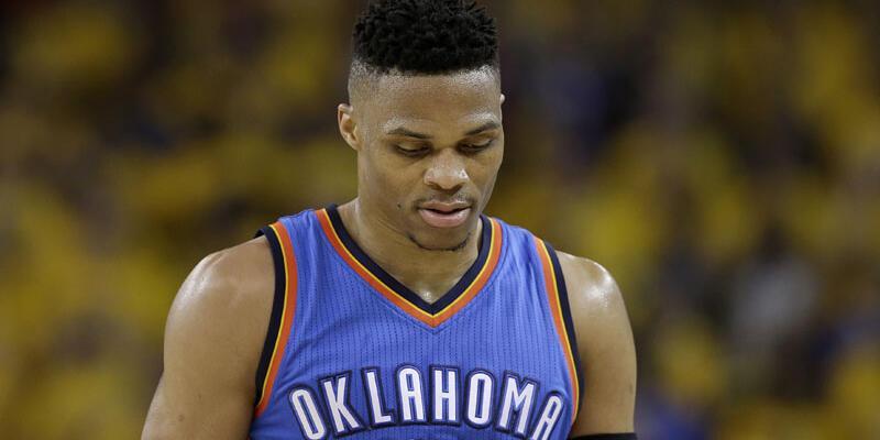 Westbrook 3 yıl daha Thunder'da