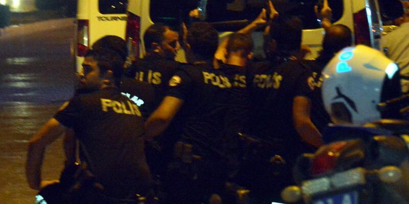 Adana'da polise saldırı: 1 şehit