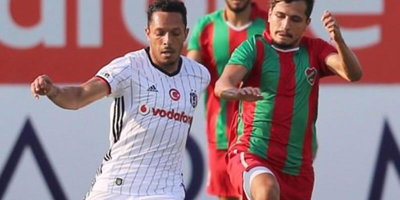 Beşiktaş'ın maçı yine yarıda kaldı