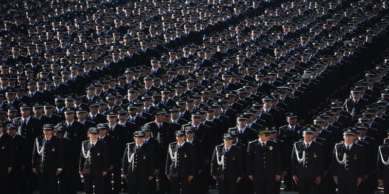 10 bin polis adayı alınacak, işte aranan şartlar...