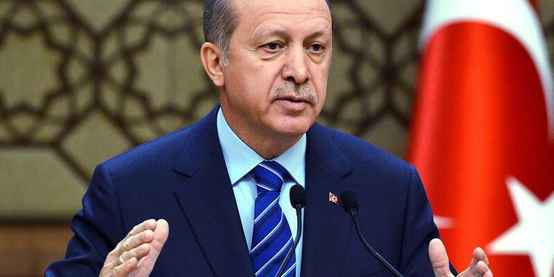 Cumhurbaşkanı Erdoğan'dan AB'ye 'vize' resti