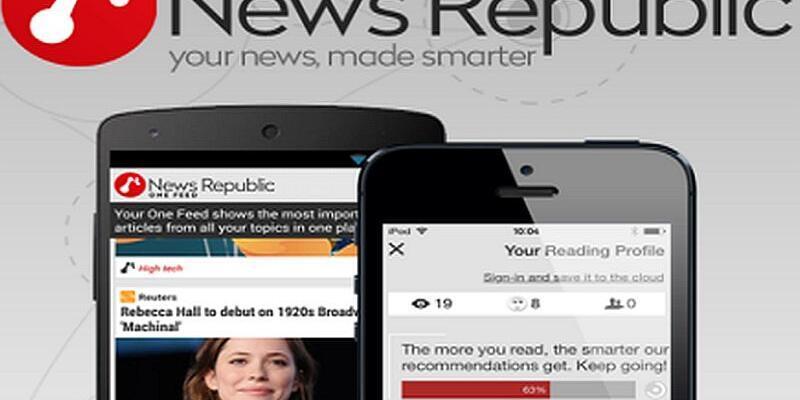News Republic satılacak
