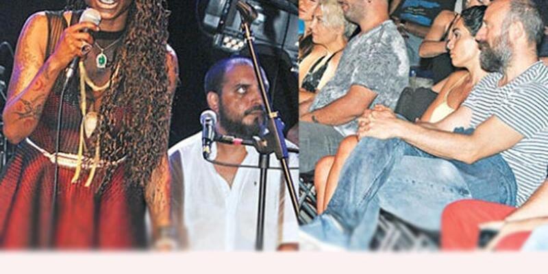 Halit Ergenç: Şarkıcı olsam onunla düet yapardım