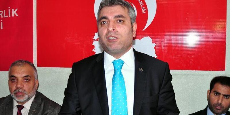 BBP Genel Başkan Yardımcısı Kaptan Kartal'a FETÖ gözaltısı