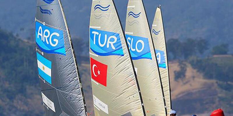 Yelkende dördüncü gün yarışları tamamlandı
