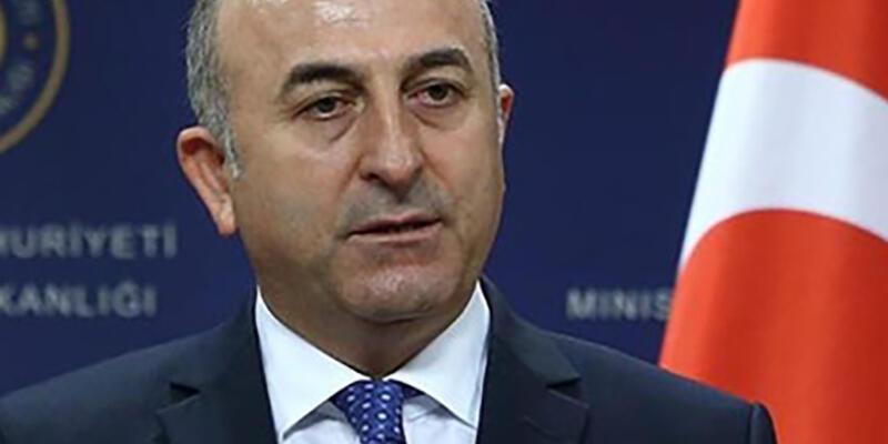 Mevlüt Çavuşoğlu Kocias ile görüştü
