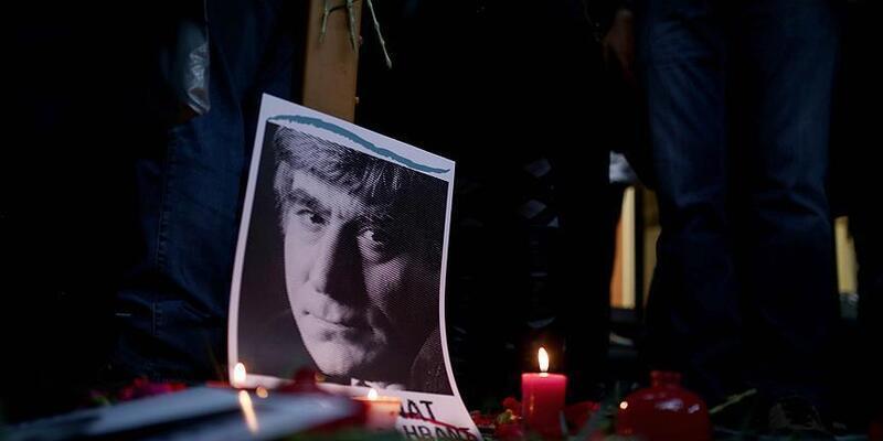 Hrant Dink cinayetinde 1 tutuklama