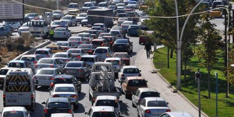 Ankara'da 14 Ağustos'ta bu yol trafiğe kapalı