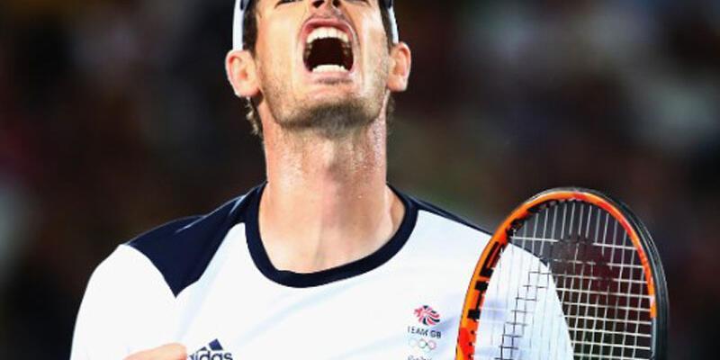 Andy Murray olimpiyat tarihine geçti