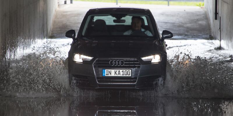 Audi  19 haftada 12 yıl yaşlandırıyor