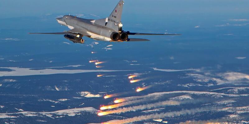 Rusya, İran'dan kaldırdığı uçaklarla Suriye'de IŞİD'i vurdu