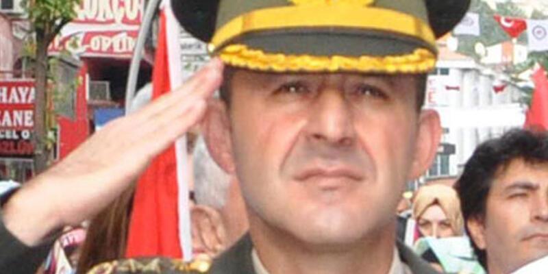 Jandarma komutanı kalp krizi geçirdi
