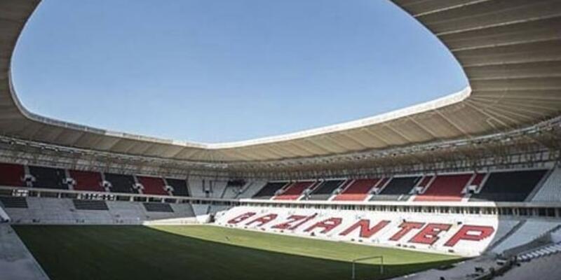 Gaziantepspor'un adı yeni stada sığmayınca...