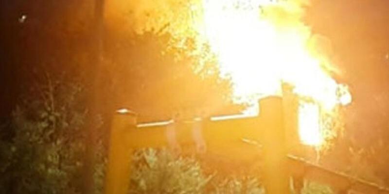 Şişli'de korkutan yangın! 'Dumanı gördük geldik...'