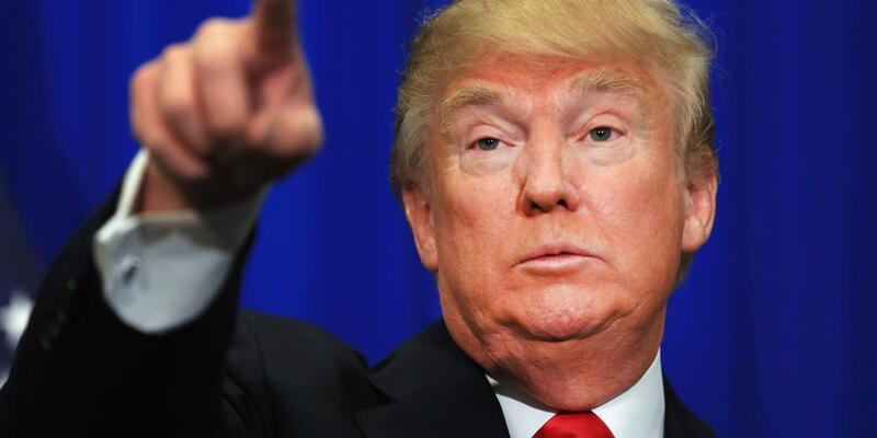 Amerika'da hacker'lar bu sefer Trump'ı hedef aldı