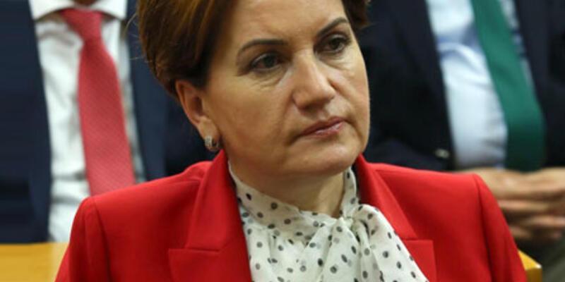 MHP Genel Merkezi'nden Meral Akşener'e tebliğ