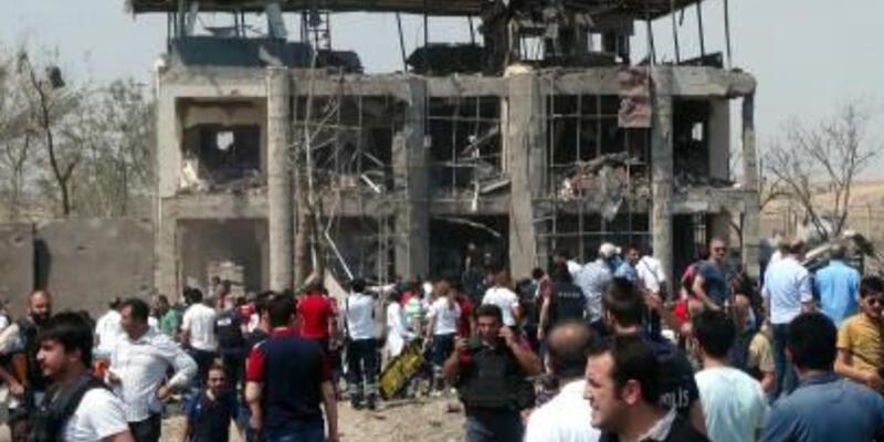 Diyarbakır'daki patlamanın şüphelileri yakalandı