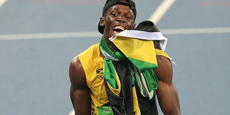 Usain Bolt noktayı koydu: 2017