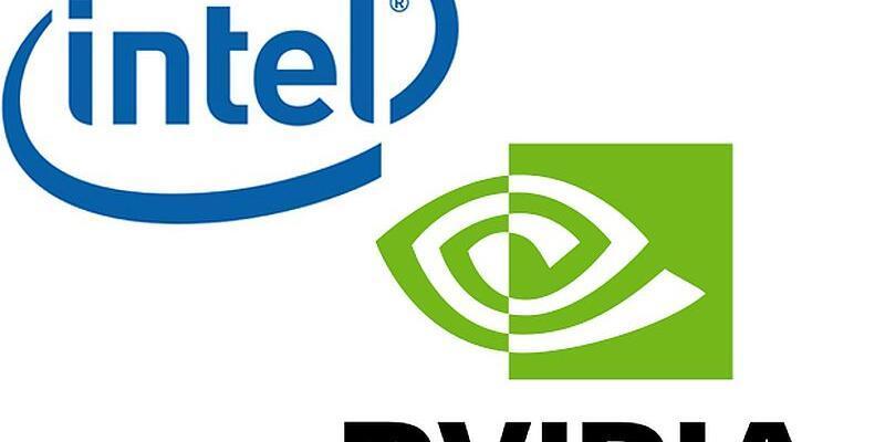 Intel ve Nvidia birbirine girdi