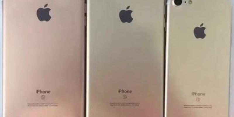 Apple'dan üç farklı iPhone 7 birden