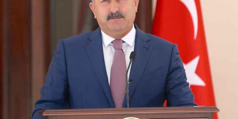 Mevlüt Çavuşoğlu'ndan Cerablus açıklaması
