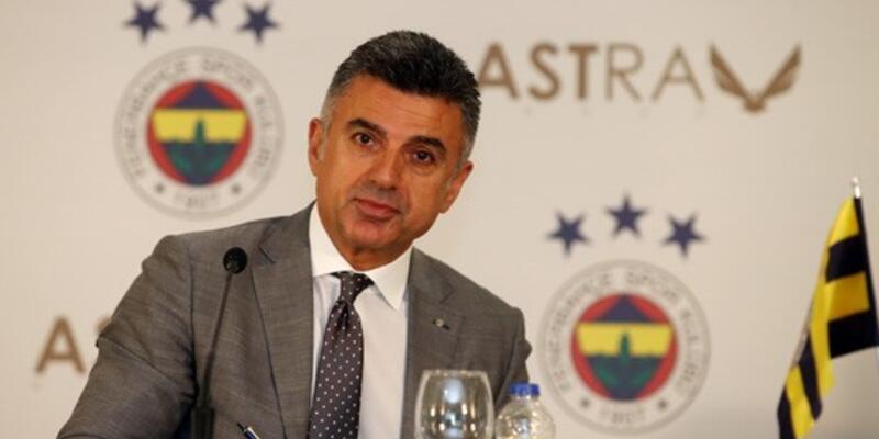 Fenerbahçe'ye yeni sponsor: Astra Group