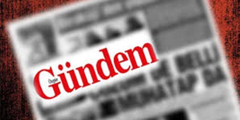 Özgür Gündem Genel Yayın Yönetmeni ve Yazı İşleri Müdürü'ne tutuklama