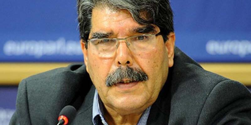 PYD lideri Salih Müslim'den TSK'nın Cerablus operasyonuna tepki