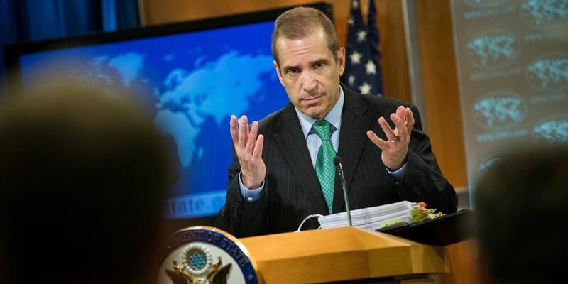 ABD'den Türkiye'nin YPG'yi vurmasına ilişkin açıklama