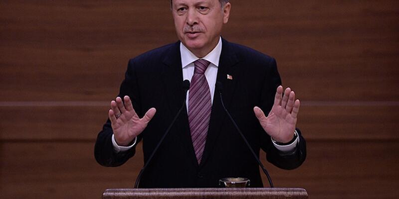 Cumhurbaşkanı Erdoğan'dan '#BarışİçinPaylaş' mesajı