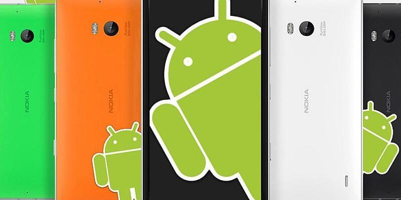 Android'li Nokia modelleri nasıl olacak?