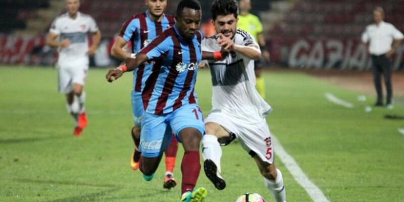 Son sözü Orkan söyledi... Gaziantepspor - Trabzonspor:1-0