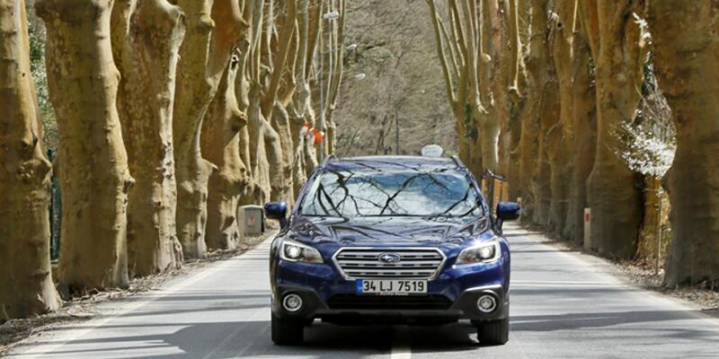 Subaru güvenlikte iddialı