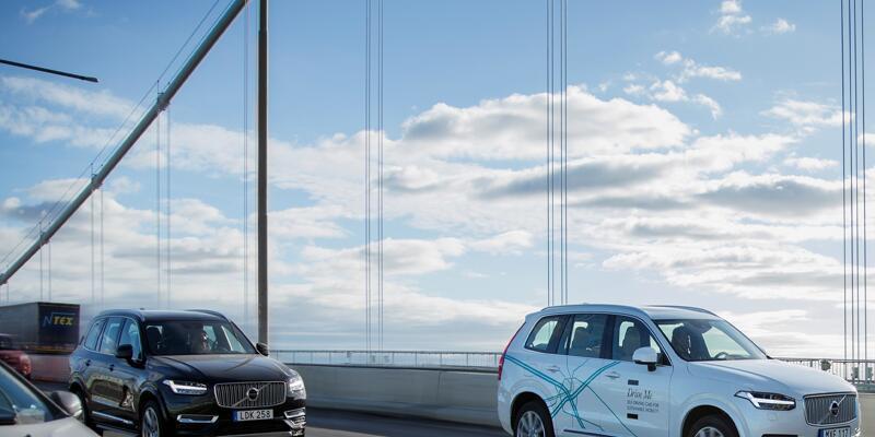 Volvocars ve Uber otonom işbiriği