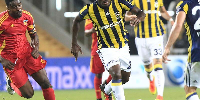 Fenerbahçe puanı son saniyede kurtardı