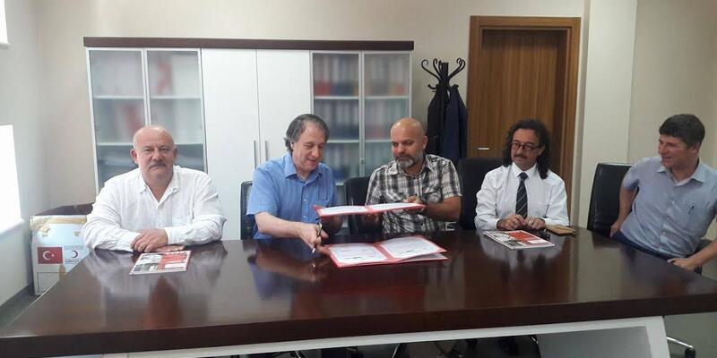 Türk Kızılayı ile aile hekimlerinin Türkkök ortaklığı