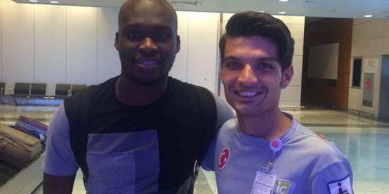 Fenerbahçe'yi isteyen Moussa Sow İstanbul'da