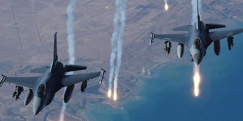 Son dakika: Kuzey Irak bugün yine vuruldu