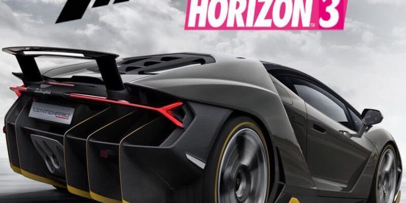 Forza Horizon 3 sistem gereksinimleri hakkında bilgiler!