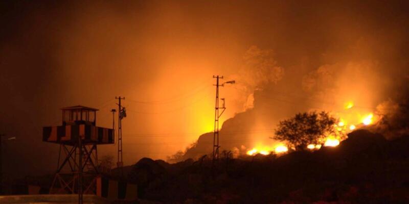 Afyon'daki cephanelik patlamasında FETÖ izinin araştırılması istendi