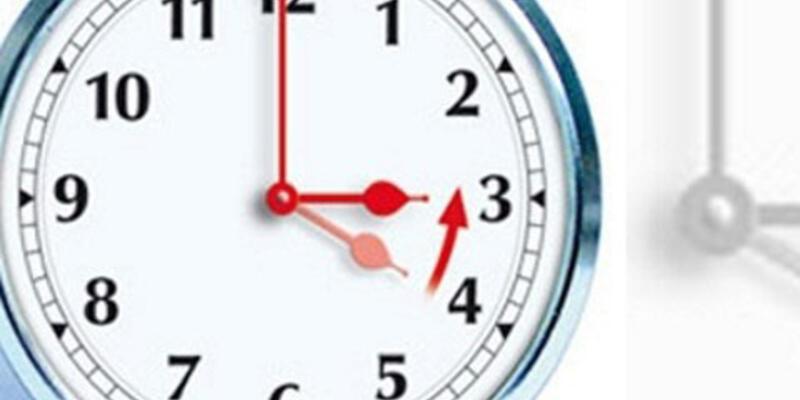 Kış saati uygulaması bu sene kaldırılıyor