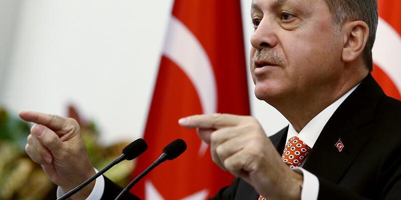 Cumhurbaşkanı Erdoğan valileri uyardı: Açığa alma yarışına girmeyin