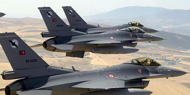 Son dakika... Tunceli'de hava operasyonu: 5 PKK'lı öldürüldü