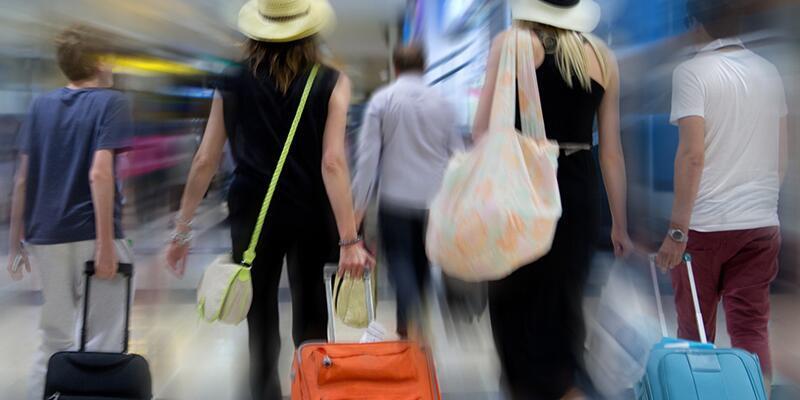 Antalya'ya 8 milyon turist bekleniyor