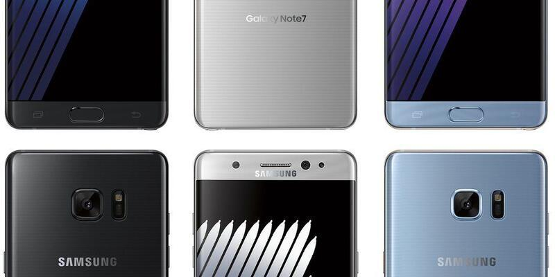 Samsung'un geri çağırma operasyonunda şikayet!