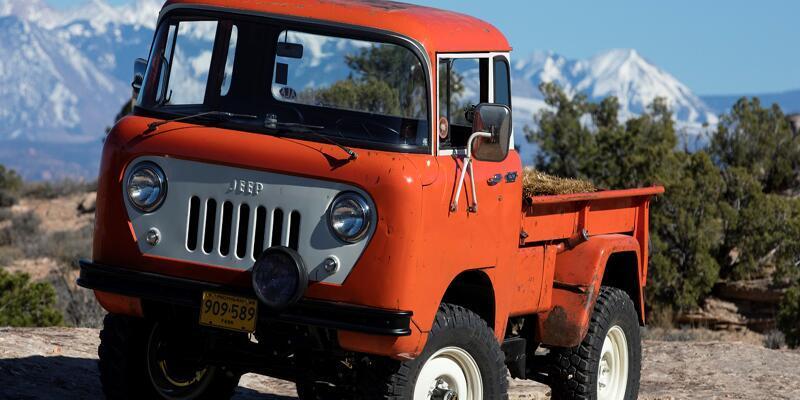 Jeep'ten 75. yıla özel konseptler