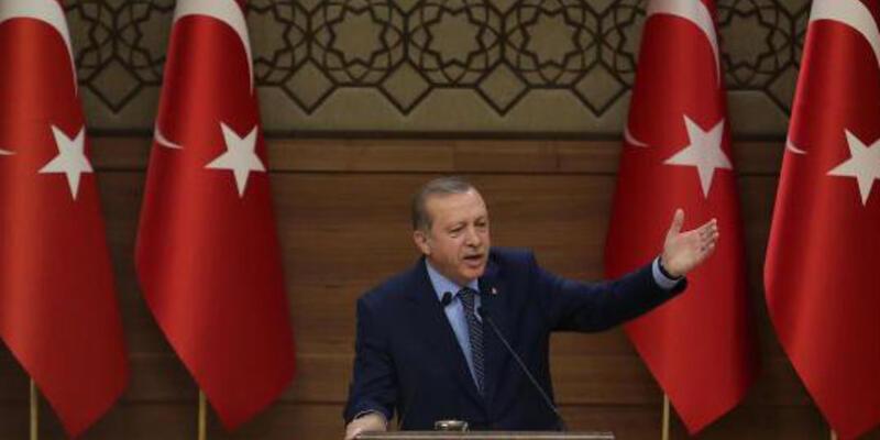 Cumhurbaşkanı Erdoğan: 'Lozan'ı zafer diye yutturmaya çalıştılar'